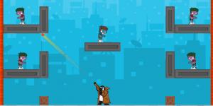 Hra - Zombies vs Penguins 3