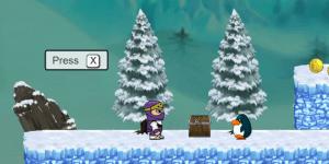 Hra - Ninja Ben In Winterland