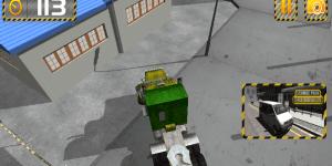 Hra - 3D Truck Parking