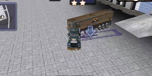 Hra - Skill 3D Parking American Trucks