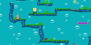 Hra - SpongeBob Gold Rush