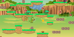 Hra - Dino New Adventure