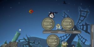 Hra - Vampire Cannon