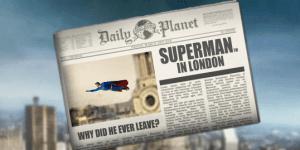Hra - Superman Returns: Stop! Press!