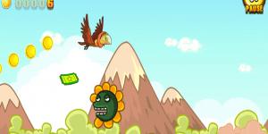 Hra - Birds Joyride