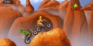 Hra - Motor Bike Mania