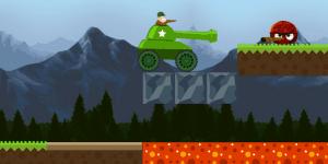 Hra - Tank Toy Battlefield