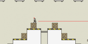 Hra - Robot Laser Battle