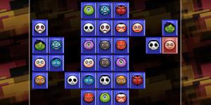 Hra - Halloween Mahjong Deluxe