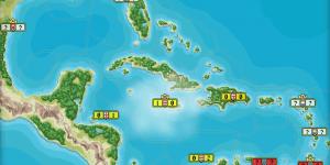 Hra - Battle Sails Carribean Heroes