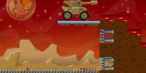 Hra - Tank World Hero