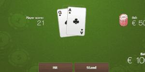 Hra - Master of Blackjack
