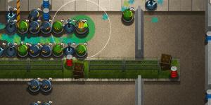 Hra - Zombie Defense Agency