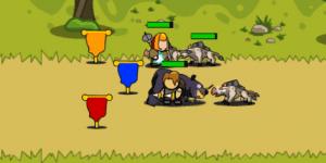 Hra - Champions! The Last Defense