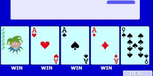 Hra - American Poker II