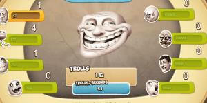 Hra - Trollface Clicker
