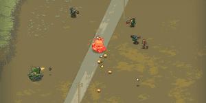Hra - Tank 4 Hire