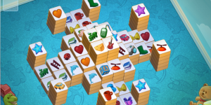Hra - Mahjongg Toychest