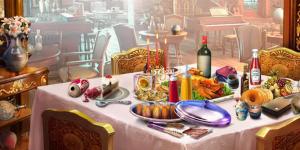 Hra - Elsa's Cuisine