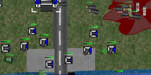 Hra - Tank Wars RTS