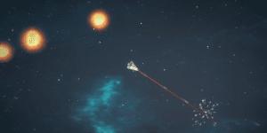Hra - Asteroids Unity3d