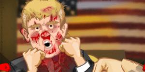 Hra - Epic Celeb Brawl: Punch the Trump