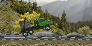Hra - Cargo Garbage Truck