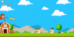 Hra - Little Farm Protect