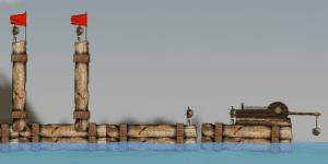 Hra - River Wars