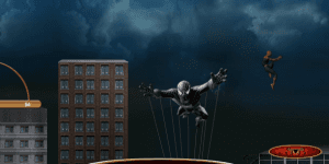 Hra - Spider-man 3 Spider Launch