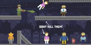 Hra - Balloons Vs Zombies 4