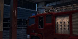 Hra - Firefighter Escape