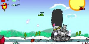 Hra - Cantankerous Tank