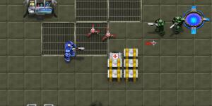 Hra - Space Killer