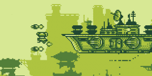 Hra - Tiny Airships