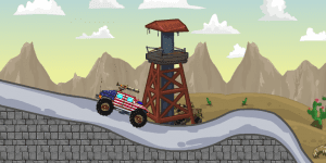 Hra - Spree Rider