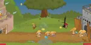 Hra - Mushroom Haboom: Battle for Pine