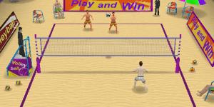Hra - Rio 2016: Volleyball
