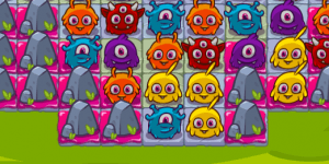 Hra - Funny Monsters