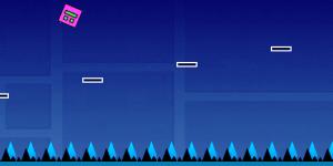 Hra - Geometry Dash