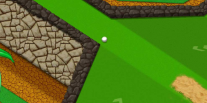 Hra - Minigolf World