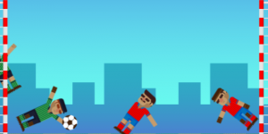 Hra - Soccer Physics Mobile