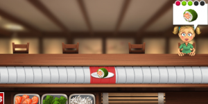 Hra - Sushi Battle