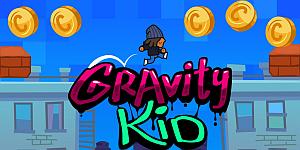 Hra - Gravity Kid