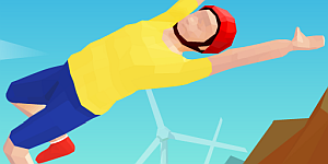 Hra - Backflip Dive 3D