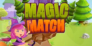 Hra - Magic Match