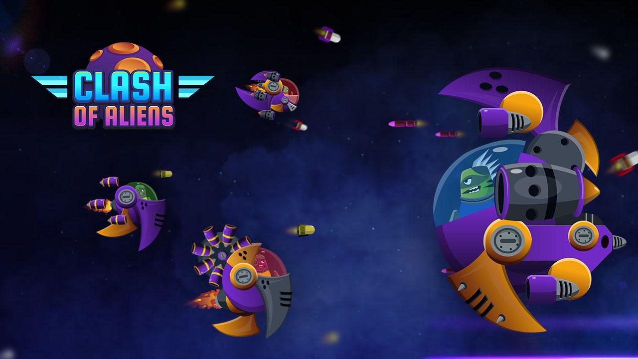 Hra - Clash of Aliens