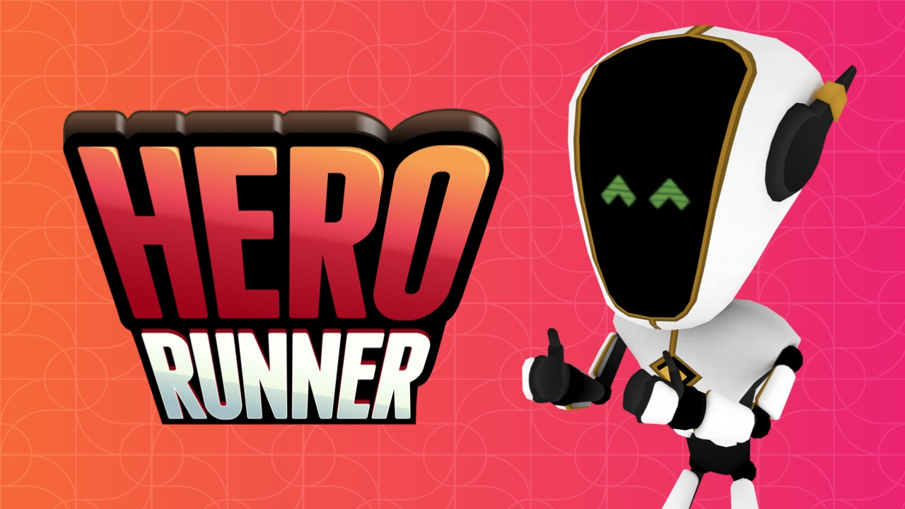 Hra - Hero Runner