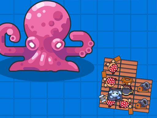 Hra - Raft Royale