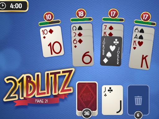 Hra - 21 Blitz